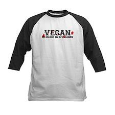 Vegan No Blood Tee