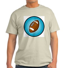 Football 2 Ash Grey T-Shirt