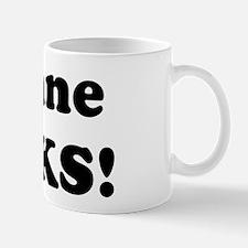 Joanne Rocks! Mug