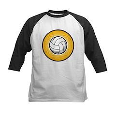 Volleyball Kids Baseball Jersey