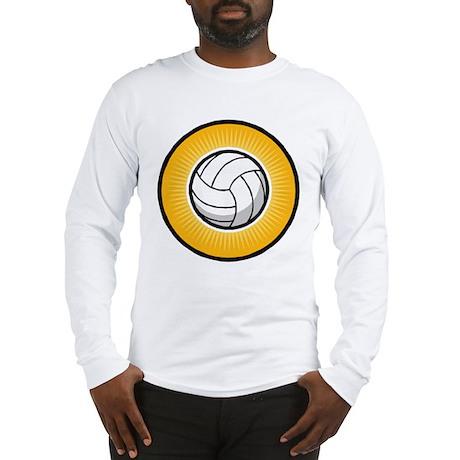 Volleyball Long Sleeve T-Shirt
