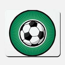 Soccer 2 Mousepad