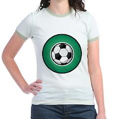 Soccer 2 Jr. Ringer T-Shirt