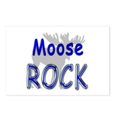 Moose Rock Postcards (Package of 8)