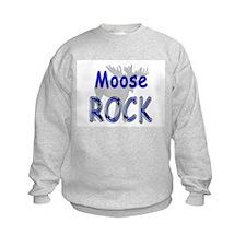 Moose Rock Sweatshirt