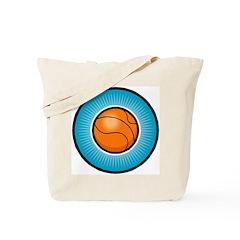 Basketball 2 Tote Bag