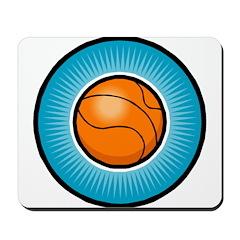Basketball 2 Mousepad