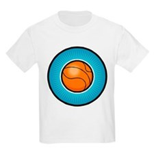Basketball 2 Kids T-Shirt