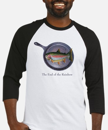 end of the rainbow 2 Baseball Jersey