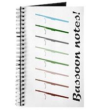 Bassoon Notes, a Musician's Journal
