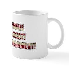 Freedom Not Government WF Mug