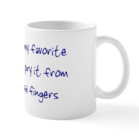 My Favorite Pen Writer's Mug