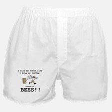 "Eddie Izzard ""Covered in Bees"" Boxers"
