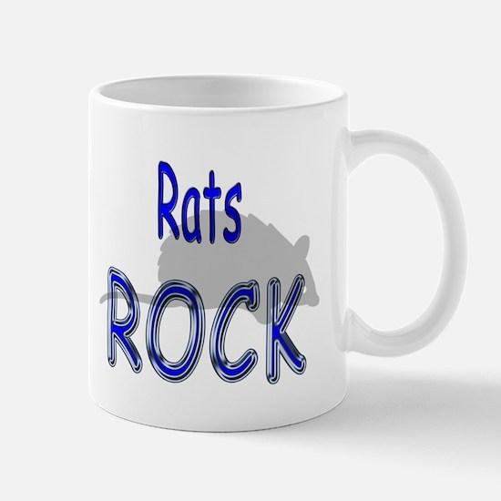 Rats Rock Mug