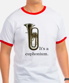 It's a Euphonium T with Colored Trim