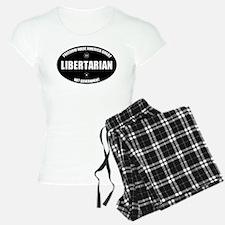 Libertarian BWL Oval Pajamas