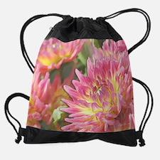 Indigo hope Drawstring Bag