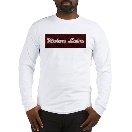 Molon Labe RBW Bumper Long Sleeve T-Shirt