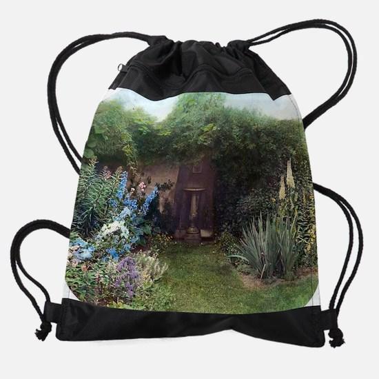 Gray Gardens 8 - Robert Carmer Hill Drawstring Bag