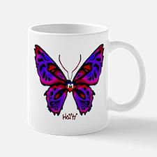 Haitian Butterfly Mug