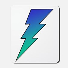 The Lightning Bolt 1 Shop Mousepad
