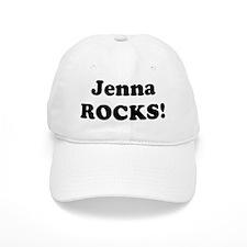 Jenna Rocks! Baseball Cap
