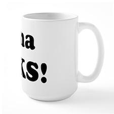 Jenna Rocks! Mug