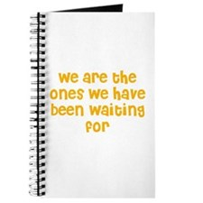 We are the ones we have been Journal