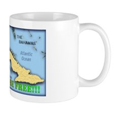 Cuban Will Be Free Mug