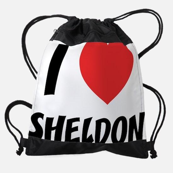 bigbsheldonA Drawstring Bag