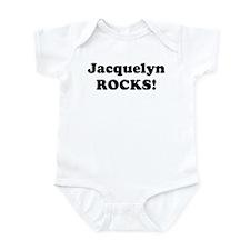 Jacquelyn Rocks! Onesie