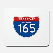 Interstate 165 - AL Mousepad