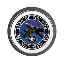 B-52 Wall Clock