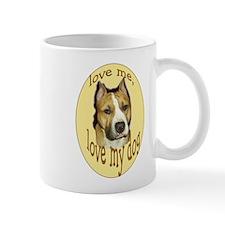 pibull love Mug