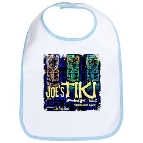Joe's Tiki Hamburgers Bib