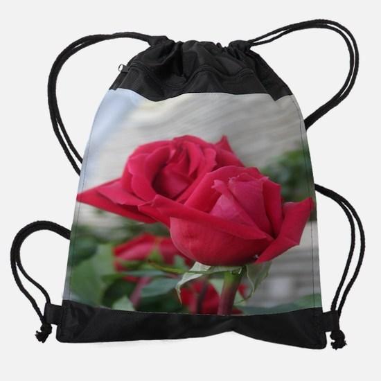 rrose 11.5x9.jpg Drawstring Bag