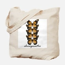 Chiro Butterflies Tote Bag