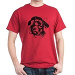 SCHNOODLE Revolution! -Retro Red T-Shirt