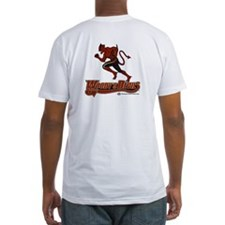Sexy Devils Fitted T-shirt