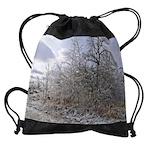 ice trees calendar copy.png Drawstring Bag