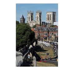York Minster, the largest Postcards (Package of 8)