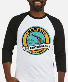 #2 Hawaii Earthquake Baseball Jersey