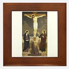 Jesus Framed Tile