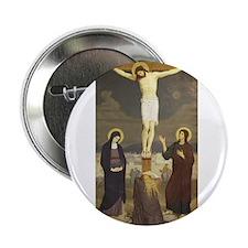 "Jesus 2.25"" Button"