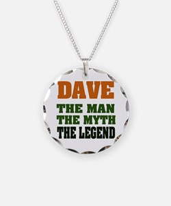 Dave The Legend Necklace