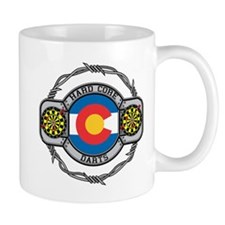 Colorado Darts Mug