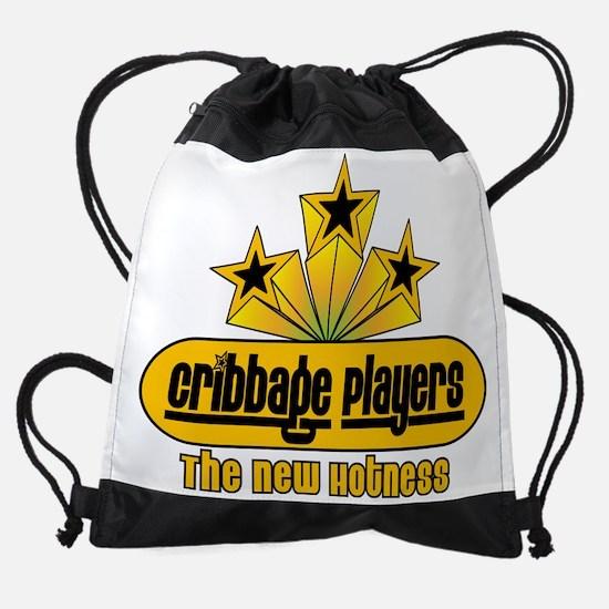 wg106_Cribbage-Players.png Drawstring Bag