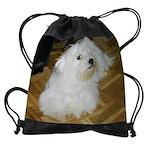 coton LEO CALENDAR copy.png Drawstring Bag