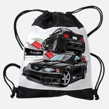 EC119 Saleen2002 blk.psd Drawstring Bag