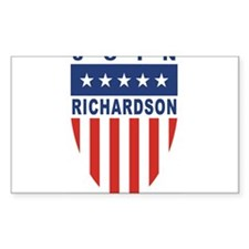 Join Marvin Richardson Rectangle Decal